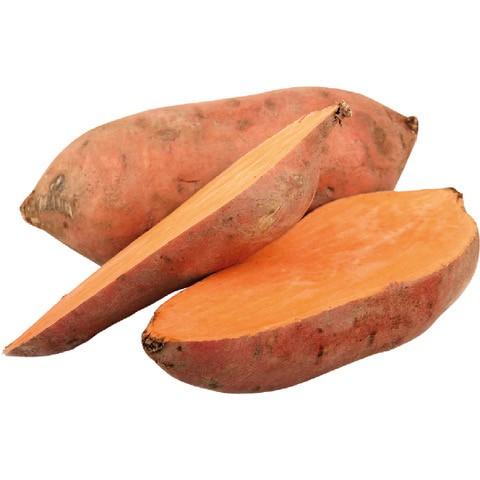 Zoete aardappel 100